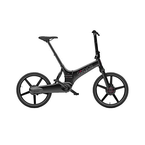 Gocycle GX Faltrad, E-Bike matt schwarz