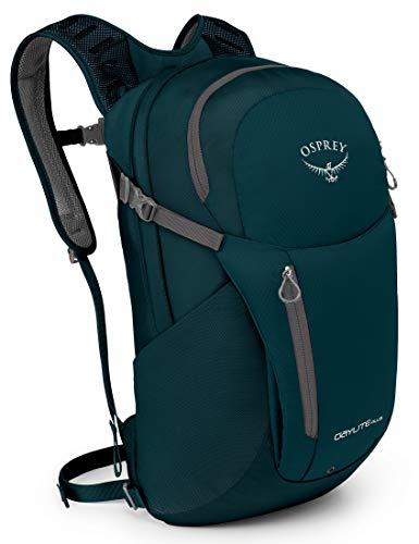 Osprye Daylite Plus Rucksack für Arbeit, Schule und Freizeit, unisex - Petrol Blue O/S
