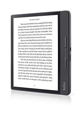 Rakuten Kobo Form eBook Touch Screen 8 GB WLAN Schwarz