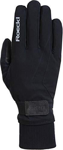 Roeckl GTX Fahrrad Handschuhe Black Handschuhgröße 8 2019 Fahrradhandschuhe
