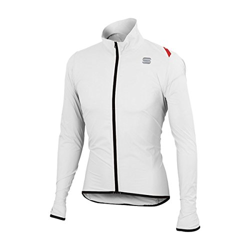 "Sportful Herren Radjacke Hot Packs 6"" Weiss (100) L"