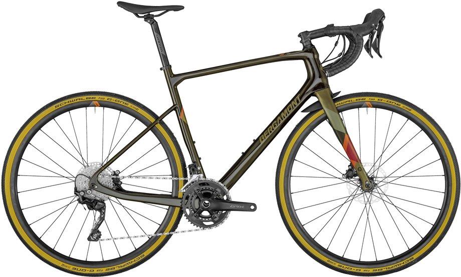 Bergamont Grandurance Expert Grün Modell 2021