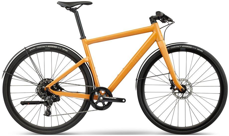 BMC Alpenchallenge 01 Three Orange Modell 2021