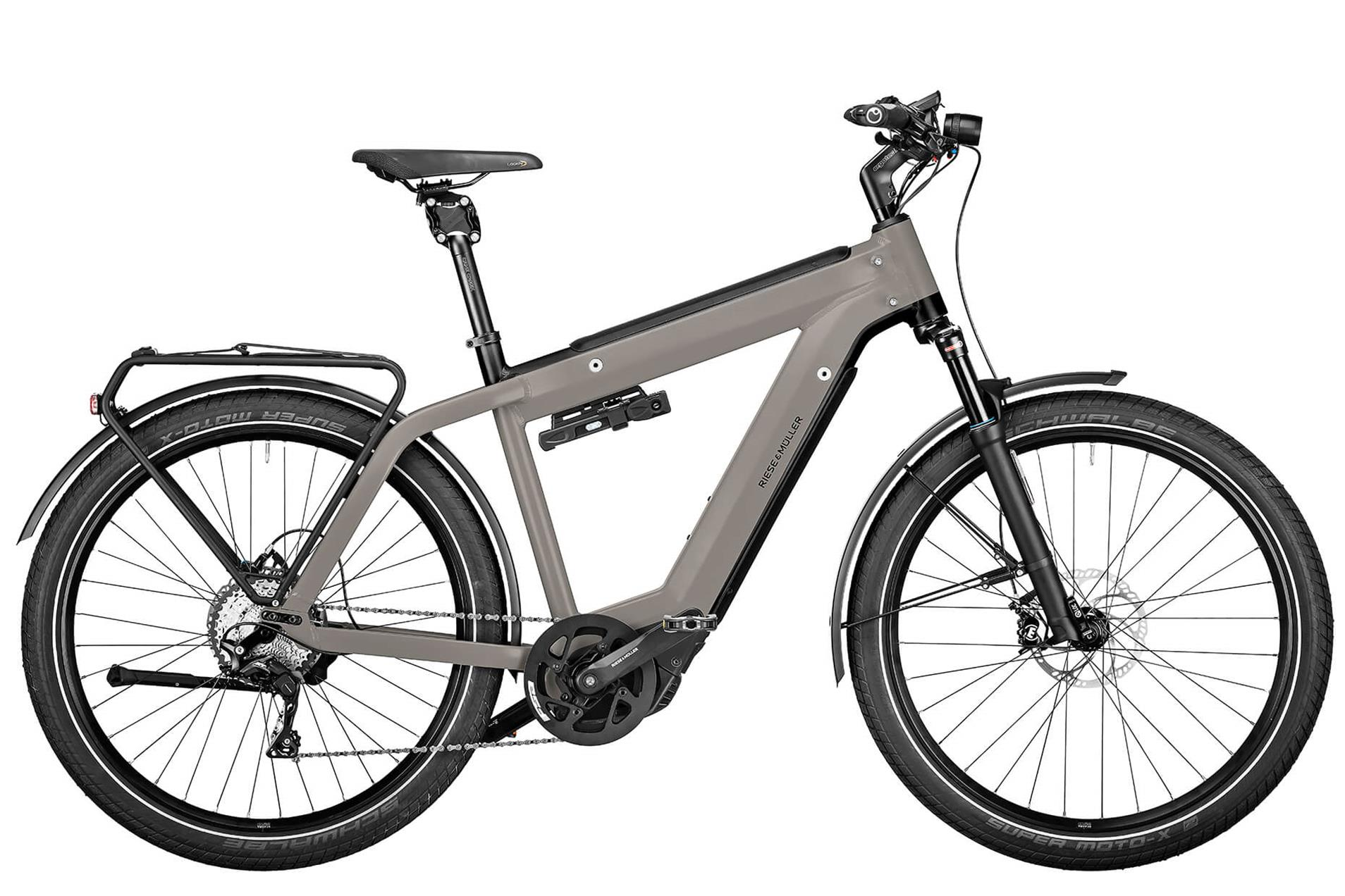 Riese & Müller Supercharger2 GT touring 1000 Wh Herren si... 49cm
