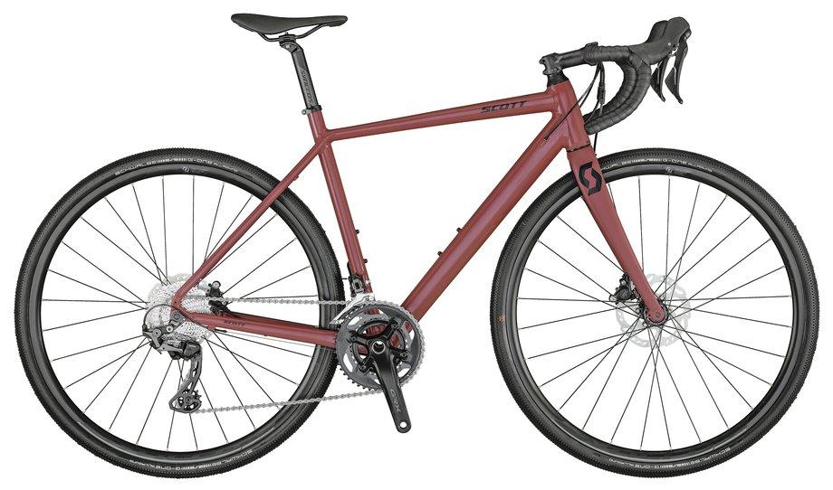 Scott Contessa Speedster Gravel 15 Rot Modell 2021
