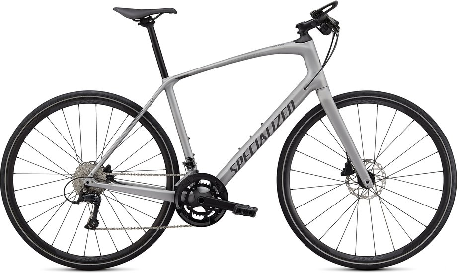 Specialized Sirrus 4.0 Silber Modell 2021